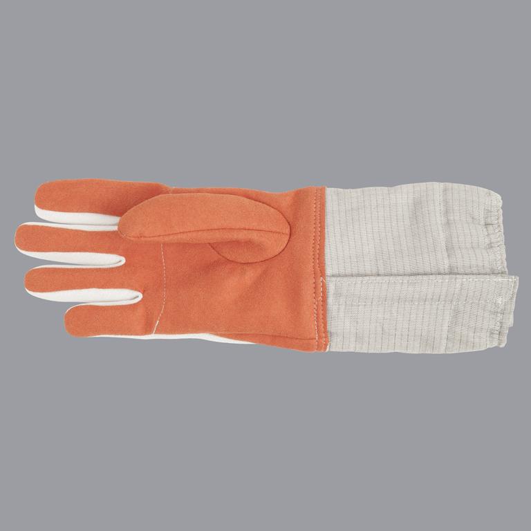 Перчатка  фехтовальная сабельная Allstar 800N- FIE